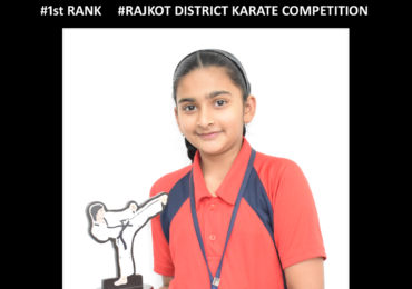 KARATE CHAMPION OF NACHIKETA